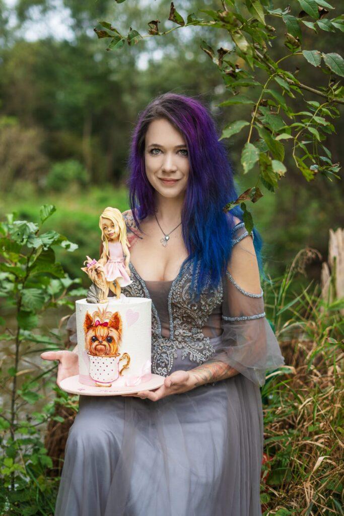 Crazy Cakes - Lucie Charvátová